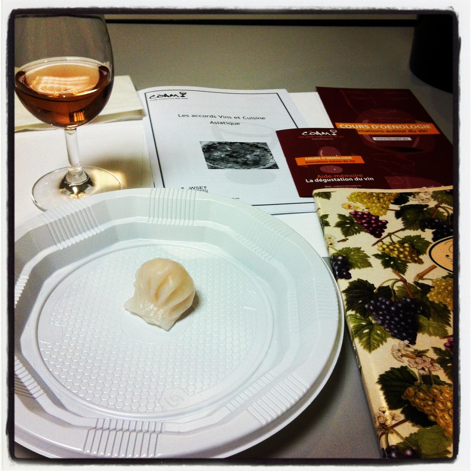 Vins et cuisine asiatique les mariages c line m c line - Cuisine asiatique vapeur ...