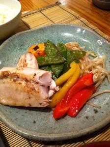 Azabu restaurant japon japonais odeon paris gastronomie teppanyaki macreau