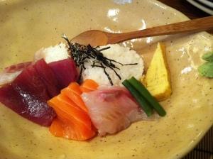Azabu restaurant japon japonais odeon paris gastronomie teppanyaki sashimi