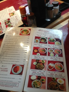 Restaurant sapporo paris japonais japon ramen gyoza saint anne opera menu