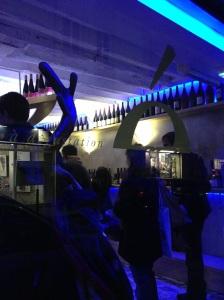 Agape cave degustation vin alcool mazarine odeon paris bouteille inauguration