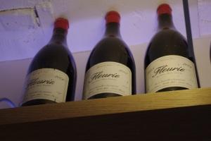 Agape cave degustation vin alcool mazarine odeon paris bouteille rouge