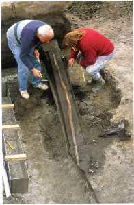 lance lehringen prehistoire paleolithique alimentation chasse elephant