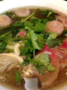 Restaurant pho 14 paris vietnam vietnamien cuisine gastronomie asie tolbiac asie choisy tripe boulette