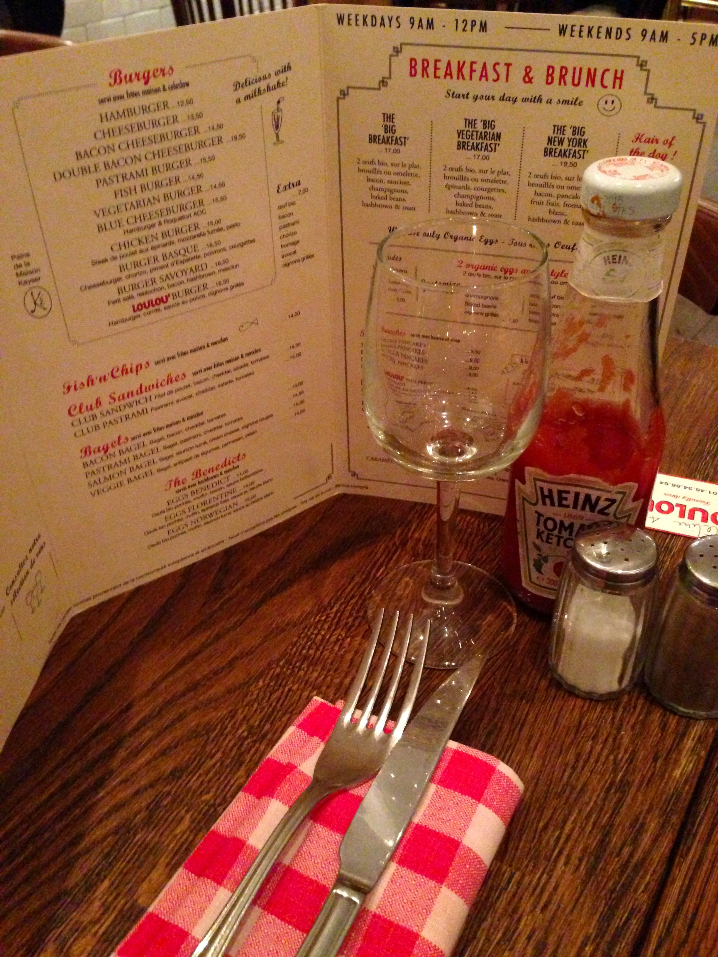 Loulou Restaurant Saint Michel