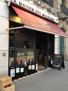 Maison des millesimes bordeaux paris vins vin rouge blanc grands crus saint germain saint emilion noel magnum