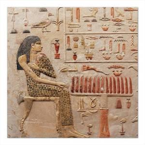 Nefertiabet egypte antique ancienne tombeau repas nourriture offrande histoire alimentation