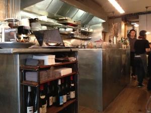 Abri labri restaurant paris japon japonais cuisine gastronomie menu plats entrée surprise chef  metro poissonniere bar