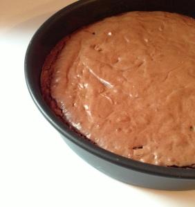 Gateau chocolat cacao brownie pistaches gouter recette facile gourmands morceaux four