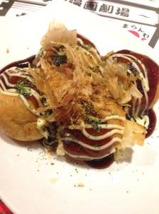 Happa tei restaurant japonais paris sainte anne takoyaki okonomiyaki crepes japon poulpe populaire cuisine boulette sauce okonomi