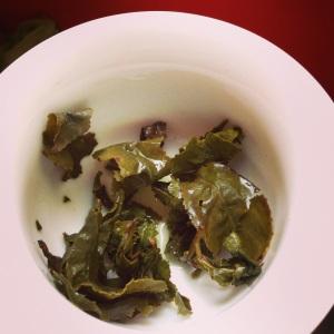 Milky oolong wulong lait thé vert bleu fermentation betjeman barton maison salon bar bulle paris