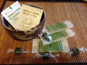 Thé box mai japon sencha matcha vert hojicha patissrie decouverte degustation thés terroirs teapigs malebranche gateau