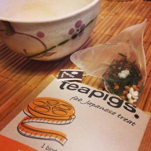 Thé box mai japon sencha matcha vert hojicha patissrie decouverte degustation thés terroirs teapigs riz soufflé