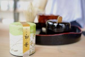Jugetsudo maison thé japonais thes verts japon seine paris matcha gyokuro genmaicha sencha ceremonie hatsumukashi