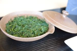 Jugetsudo maison thé japonais thes verts japon seine paris matcha gyokuro genmaicha sencha ceremonie recette epinards