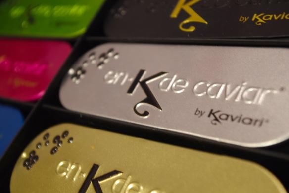 Kaviari caviar enk encas prix beluga noir sauvage elevage oeufs esturgeon coffret design