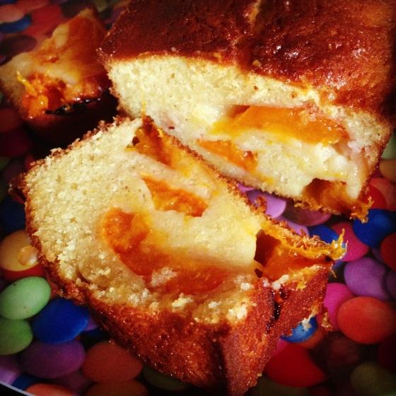 Recette inratable cake abricots gateau été gouter facile rapide pas cher fruits jaunes
