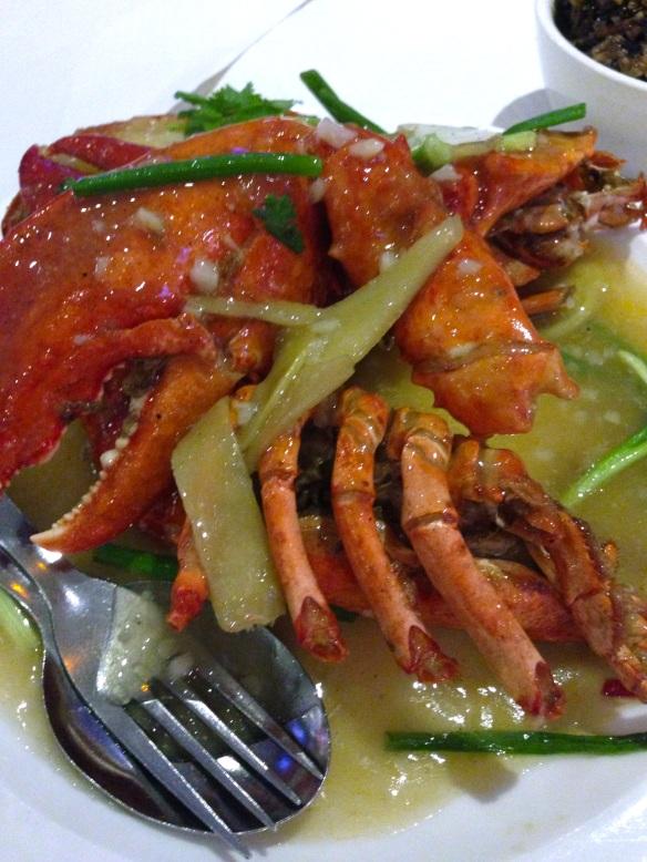 Chinatown olympiades restaurant chinois ivry paris specialités tous au restaurant homard