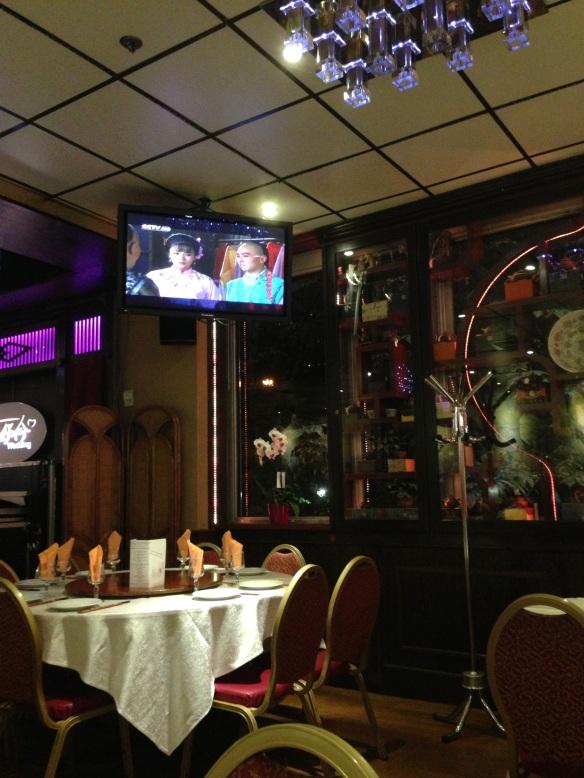 Chinatown olympiades restaurant chinois ivry paris specialités tous au restaurant salle