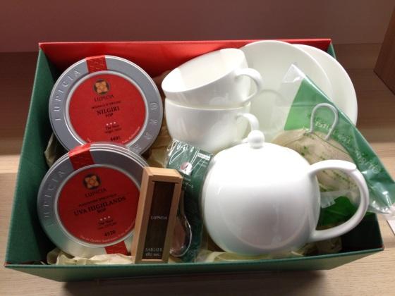 Lupicia maison thé japon japonaise paris rue bonnaparte specialiste thés vert ouverture boutique dégustation coffret cadeau
