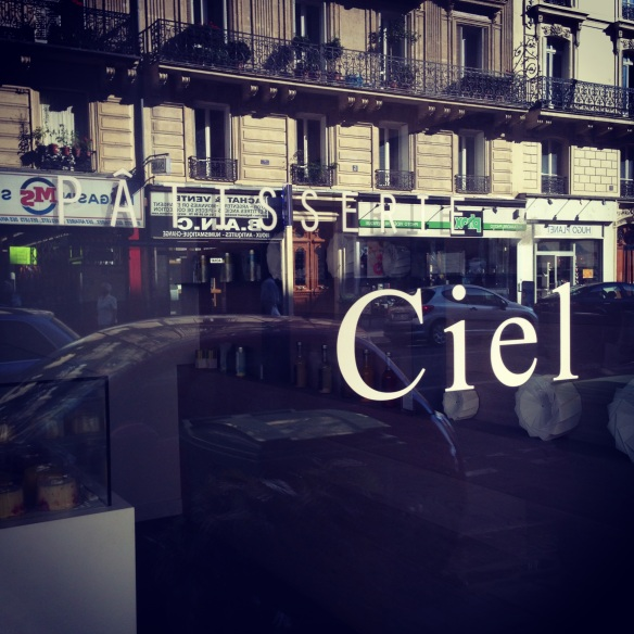Patisserie ciel rue monge angel cake chiffons mode japon japonaise paris