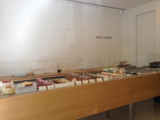 PAtisserie Mori Yoshida Moshida japonaise japon gateaux croissants francais breteuil boutique
