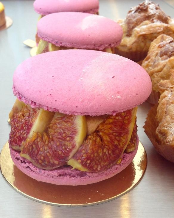 PAtisserie Mori Yoshida Moshida japonaise japon gateaux croissants francais breteuil macaron
