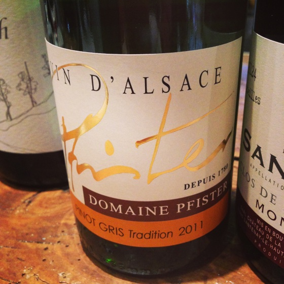 Cave trois fois vin box vins abonnement republique rouge blanc nazareth paris alsace pinot gris Pfister