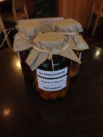 Kiku restaurant japonais menu entrée plat dessert japon paris richer alcool maison prunes abricot umeshu