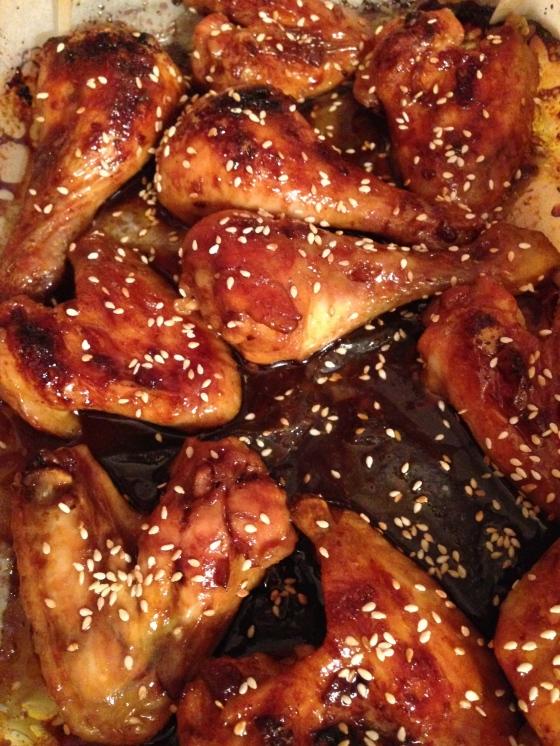 Recette monde japon japonaise poulet nagoya soja mirin facile cuisine asiatique maison