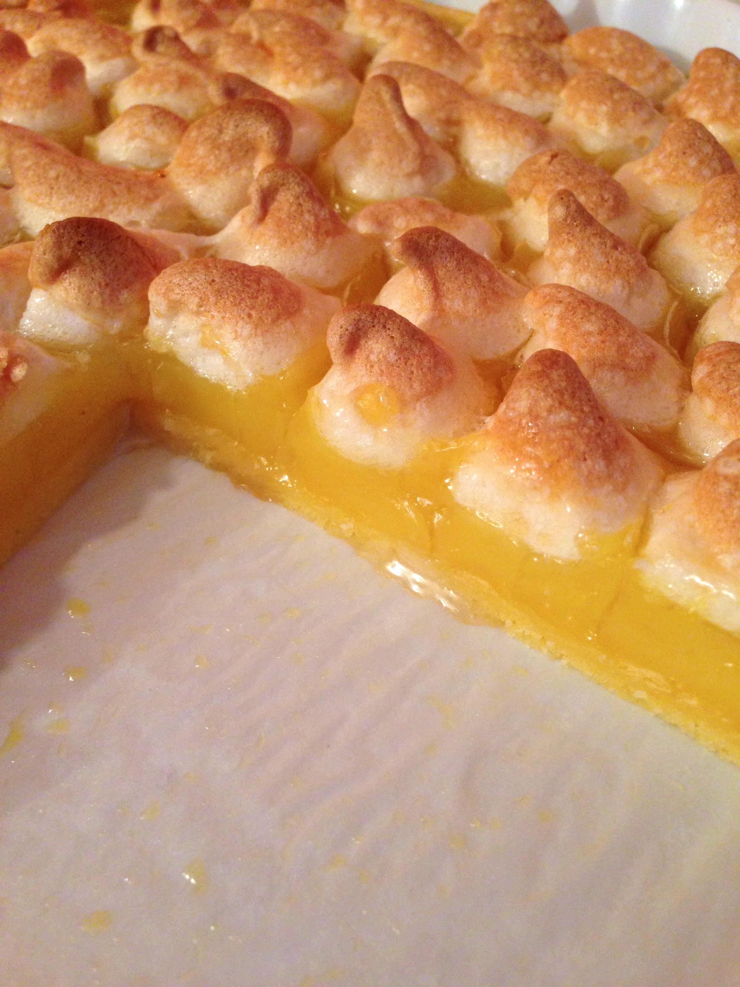 recette gouter tarte au citron meringu 233 e facile comme tout c 233 line m c 233 line aime