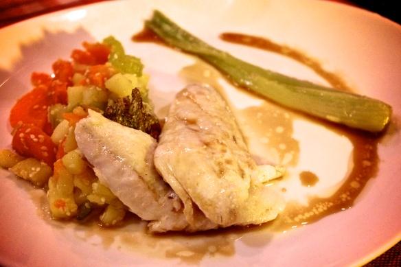 La casserole restaurant paris enzo duchesne chef jeune savoie bistrot français cuisine gastronomique nouveau plat