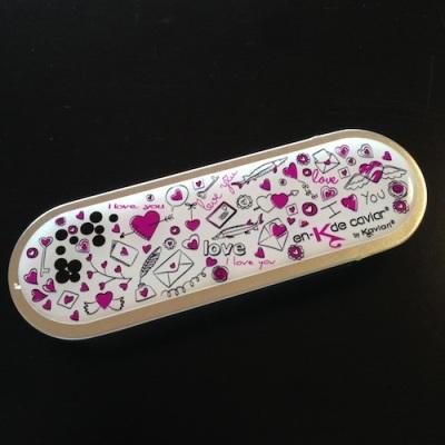 Menu Saint Valentin en-k kaviari caviar fete luxe partage pour deux facile idees celine aime celinem boite