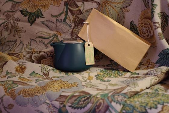 Compo a la découverte du thé pour a l'unithé, sachets du monde entier