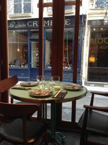Yoom restaurant dim sum decor saint germain vapeurs odeon chinois