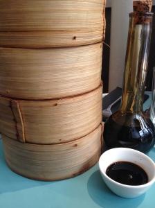 Yoom restaurant dim sum paniers vapeurs chine chinois raviolis soja odeon