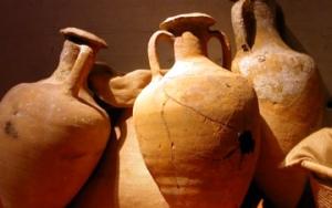 amphore vin grece antique histoire alimentation