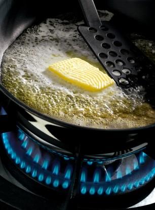 histoire du beurre le faux et le vrai cuisson brun noir