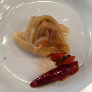 Shabu sha restaurant fondue japonaise chinoise bouillon épices celine aime raviolis