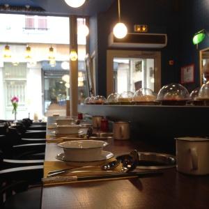 Shabu sha restaurant fondue japonaise chinoise bouillon épices celine aime salle Janreji