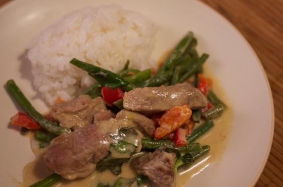 recette porc poivre thailandaise