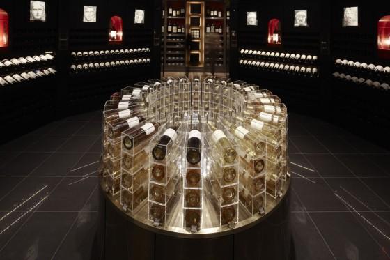 La cave des galeries lafayette gourmet ouvre ses portes