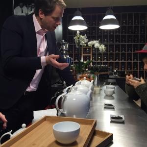 Emmanuel Jumeau Lafont, tea tester